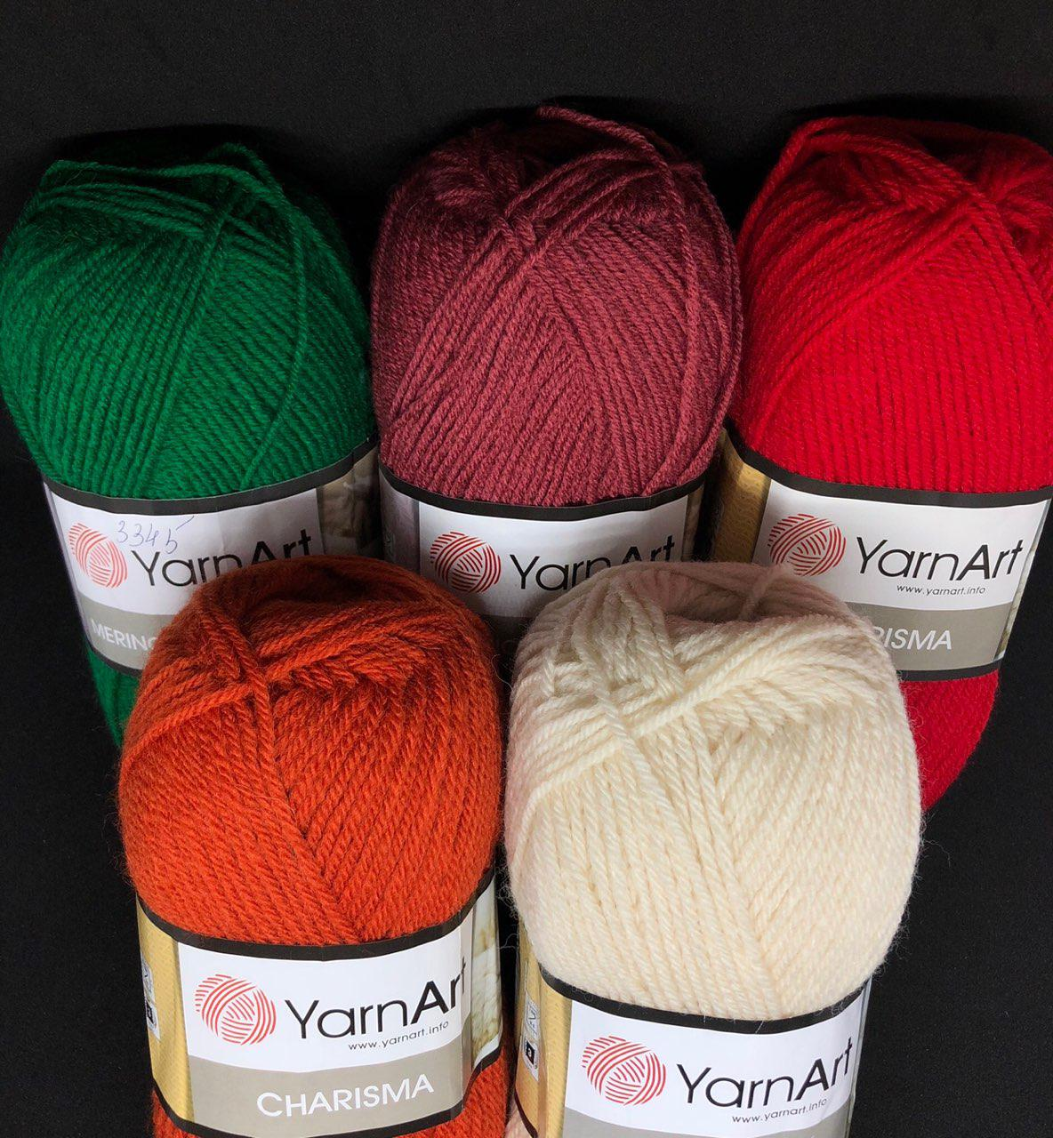 Yarn Charisma (YarnArt Turkey)