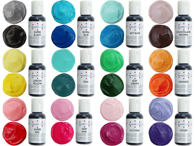 Confectionery dyes