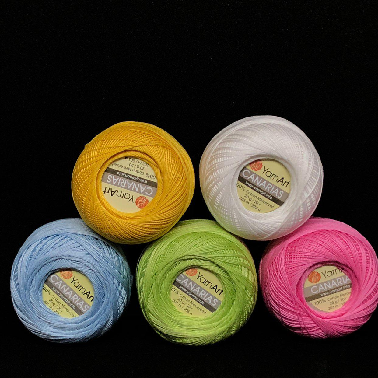 Yarn Canarias (YarnArt Turkey)