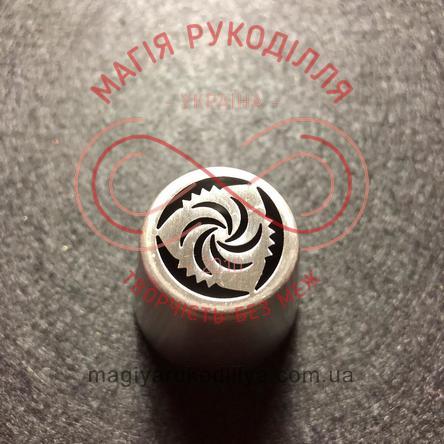 Кондитерський інструмент насадка нержавійка безшовна №30 d22мм