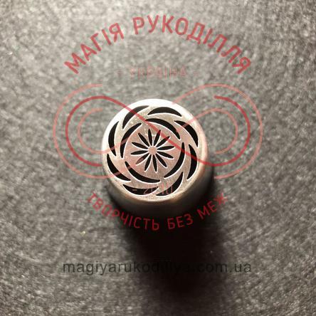 Кондитерський інструмент насадка нержавійка безшовна №23 d22мм