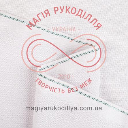 Тканина Лінда20/ТП-4;50%бавовна;50%поліестр шир.1,5м (Україна) - білий