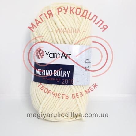 Пряжа Merino Bulky (YarnArt Туреччина) - 502
