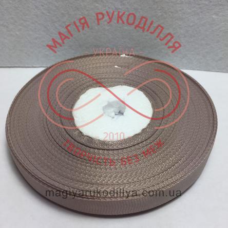 Стрічка репсова 9мм/23м - відтінки бежевого