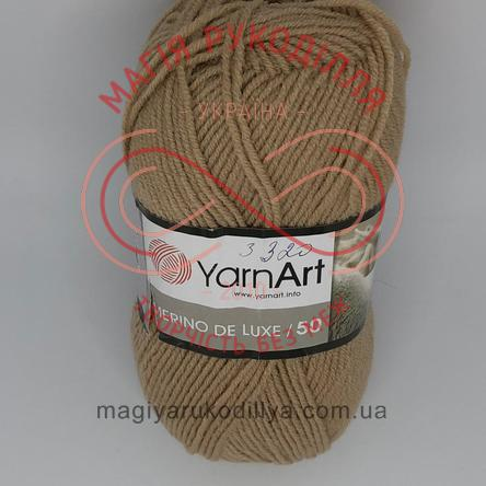 Пряжа Merino de Luxe 50 (YarnArt Туреччина) - 511