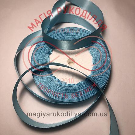 Стрічка Peri атласна 3мм (Китай) - відтінки блакитного