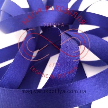 Лента Peri атласная 38мм (Китай) - №175 оттенки синего