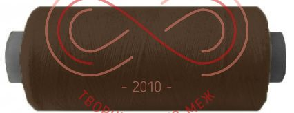 Нитка Peri універсальна - №563 відтінки шоколадного