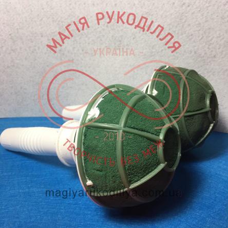 Оазис мікрофон h18см d9см - зелений