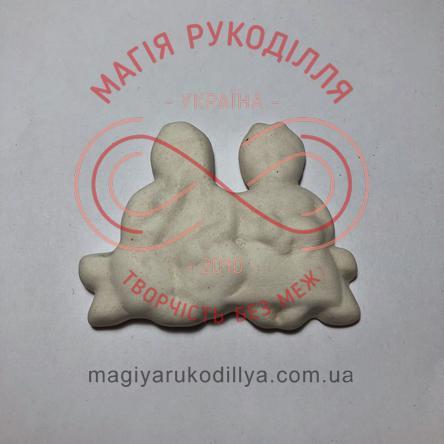 Гіпсоформа пара дід та баба L5,5см*6,5см