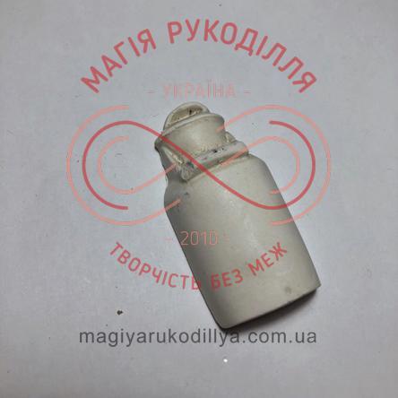 Гіпсоформа бідон h5,5см