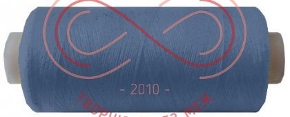 Нитка Peri універсальна - №139 відтінки синього