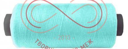 Нитка Peri універсальна - №284 відтінки бірюзового