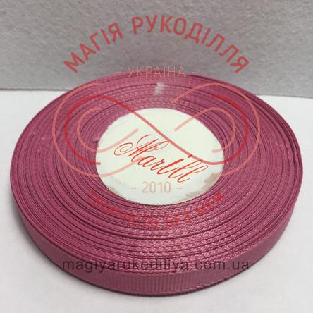 Стрічка репсова 9мм/23м - відтінки рожевого
