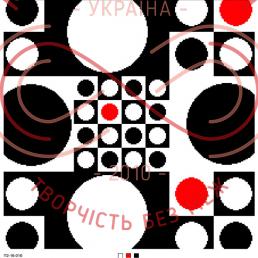 Схема на канві для вишивання хрестиком картина - П2-16-010
