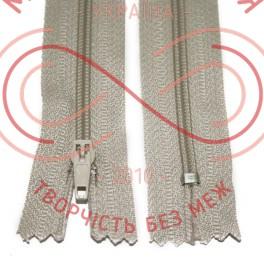 Блискавка брючна (Китай) 18см (тип 4) - відтінки бежевого