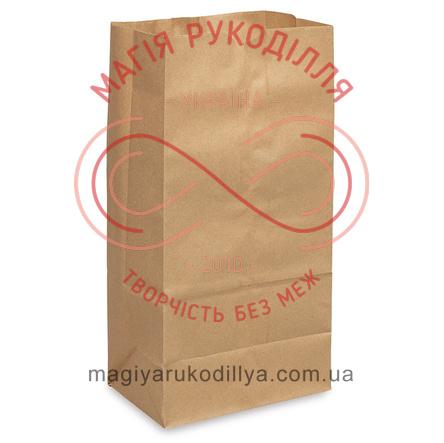 Пакет паперовий крафт 170*120*280