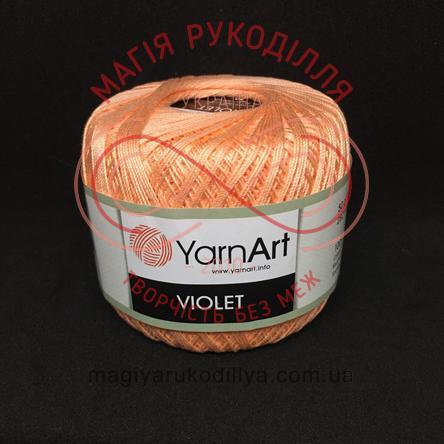 Пряжа Violet (YarnArt Туреччина) - 6322