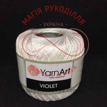 Пряжа Violet (YarnArt Туреччина) - 003
