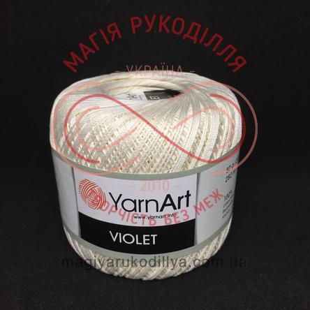 Пряжа Violet (YarnArt Туреччина) - 3000