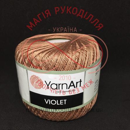 Пряжа Violet (YarnArt Туреччина) - 15