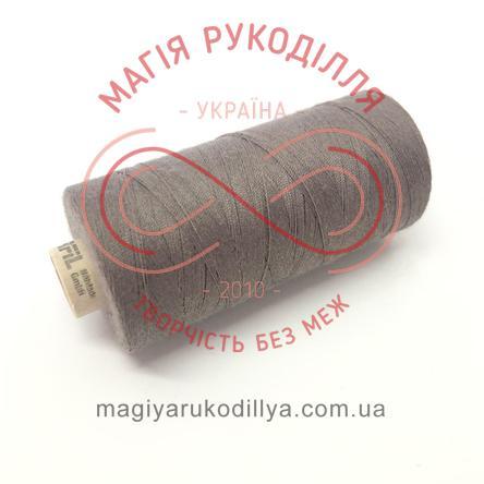 Нитка Alterfil 120 універсальна - №03151 відтінки сірого