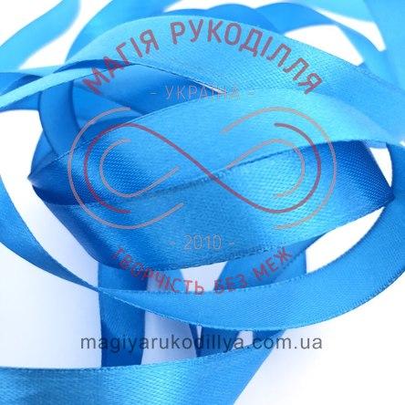 Стрічка Peri атласна 10мм(Китай) - №159 відтінки блакитного