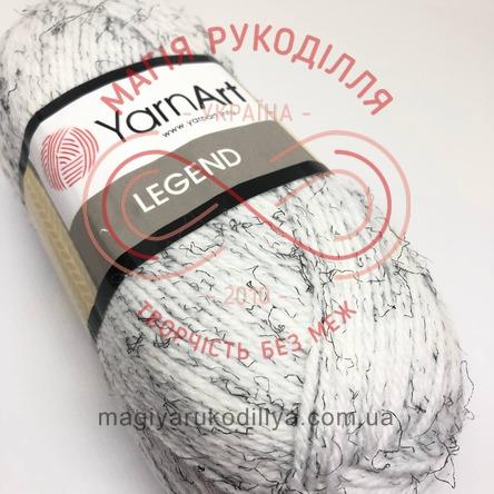 Пряжа Legend (YarnArt Туреччина) - 8821
