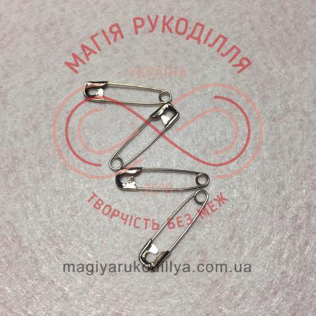 Шпилька англійська сталева 20мм - сріблястий