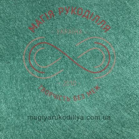 Фетр жорсткий - №29 відтінки зеленого