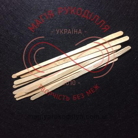 Кондитерський інструмент паличка дерев'яна h14см (по штучно)