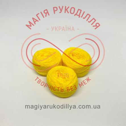 Нитка акрилова для вишивання - №155/805 відтінки жовтого