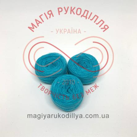 Нитка акрилова для вишивання - №164/311 відтінки блакитного