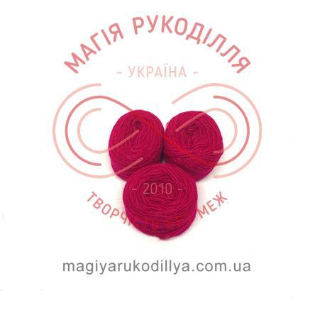 Нитка акрилова для вишивання - №165/738 відтінки рожевого
