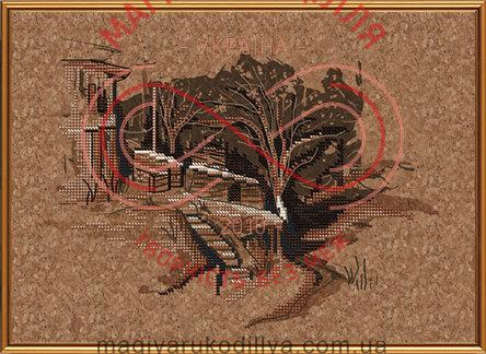 """Набор для вышивания нитками """"Тайны ночи"""" - КР4009 / Р"""