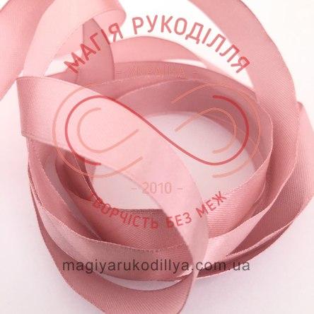 Стрічка Peri атласна 16мм (Китай) - №062  відтінки рожевого
