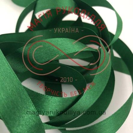 Стрічка Peri атласна 16мм (Китай) - №154 відтінки зеленого