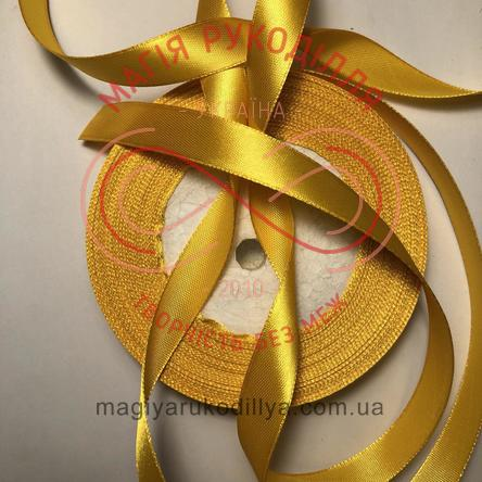 Стрічка Peri атласна 16мм (Китай) - №028 відтінки жовтого