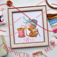 Набір для вишивання хрестиком - П1-038/Р Майстриня