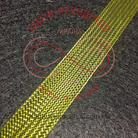 Регілін 1,5см - жовтий