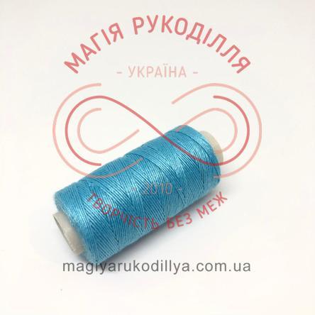 Нитка джинсова - відтінки блакитного 13849