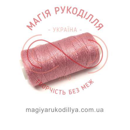 Нитка джинсова - відтінки рожевого 13851