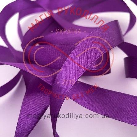 Стрічка Peri атласна 16мм (Китай) - №160 відтінки фіолетового