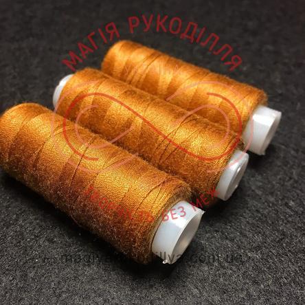 """Нитка """"777""""/""""Rocket"""" універсальна - відтінки коричневого"""