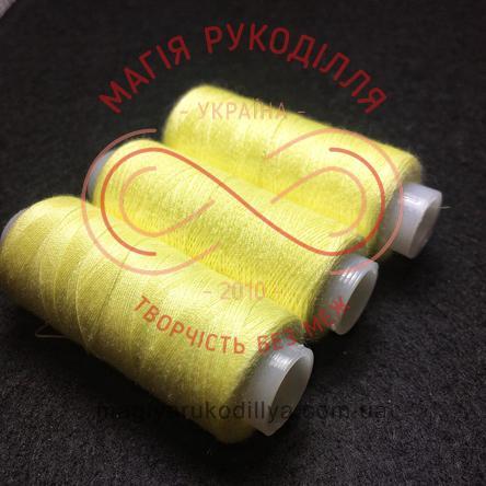 """Нитка """"777""""/""""Rocket"""" універсальна - відтінки жовтого"""