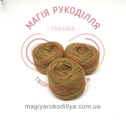 Нить акриловая для вышивания - №143 / 147 оттенки коричневого