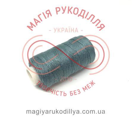 Нитка джинсова - відтінки сірого 13855