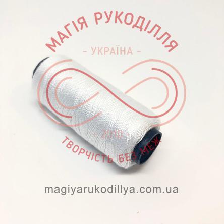 Нитка для ручного шиття №30 - білий 13857