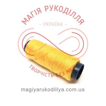 Нитка для ручного шиття №30 - відтінки жовтого 13860