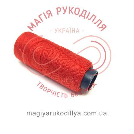 Нитка для ручного шиття №30 - відтінки червоного